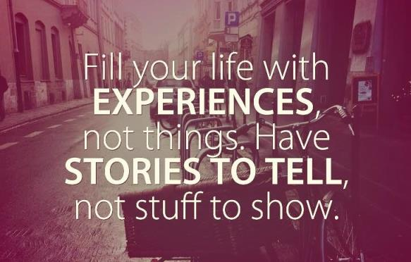 Power of Experiences