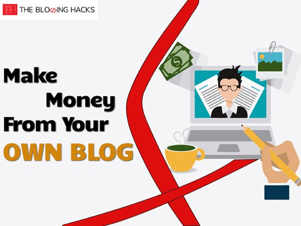 make money from your blog