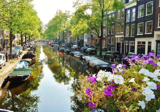 Shopping Journey in Amsterdam